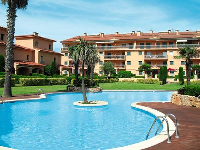Photo for Apartment Port Pals  in Playa de Pals, Costa Brava - 4 persons, 2 bedrooms