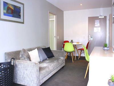 Photo for Comfy & Central 2BR Apt + Balcony