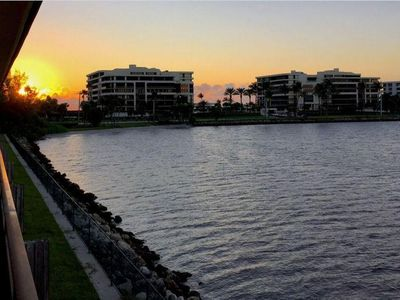 Photo for Intracoastal Waterfront Suites w/ Heated Resort Pool, BBQ Grills, WiFi, Pier & Dock