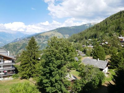 Photo for Apartment in the center of Nendaz with Internet, Lift, Parking, Balcony (37447)