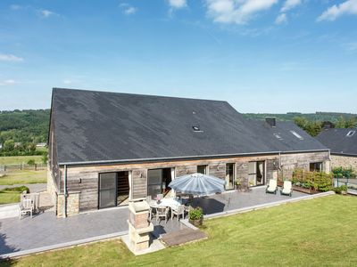 Photo for Pretty Cottage in Rendeux with Terrace, Garden and Barbecue