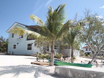 Bonefish Bella Vista, entire house on the beach