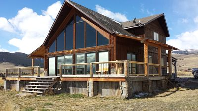 Photo for 10% off Fall 2018! Rustic Retreat Close to Fishing Madison River Ennis MT