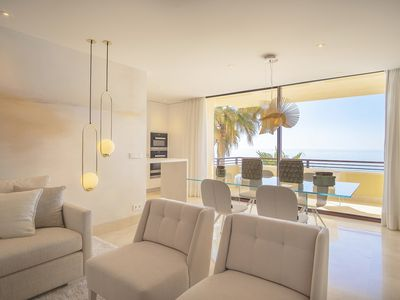 Photo for FRONT LINE BEACH APARTEMENT