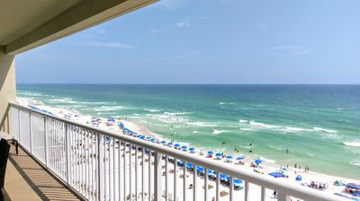 Photo for 4 BR / 3 BA Breathtaking Sunset Views / End Unit / Wrap-around Balcony ~ 6 Pools