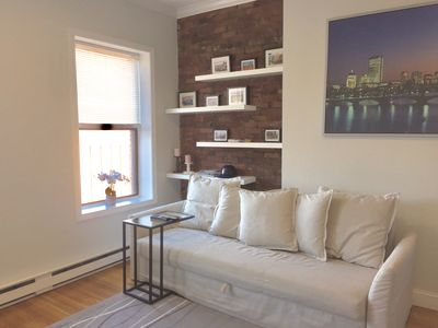 Photo for *New2BEDS*free parking /Boston downtown