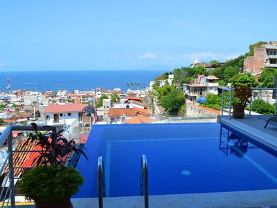 Photo for Spacious and Amazing ocean views condo Rich Coast 7 close to down town