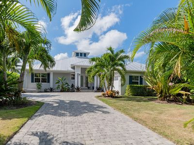Photo for Royal Harbor -Single Family Waterfront Pool Home -Spacious Boat Dock Area