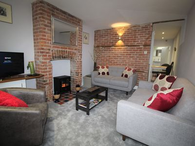 Photo for 2 Bedroom City Centre Cottage set in a Private Courtyard
