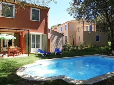Photo for Villa for 8 people with private pool and garden