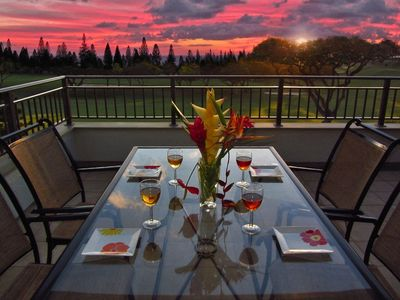 Photo for KGV 16T1-SUMMER $168/night! Luxury 1-Bedroom Suite on the Kapalua Golf Course