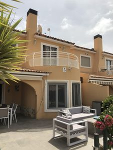 "Photo for Villa ""Casa Hitsch"" with nice community pool, located in Gata Residencial"