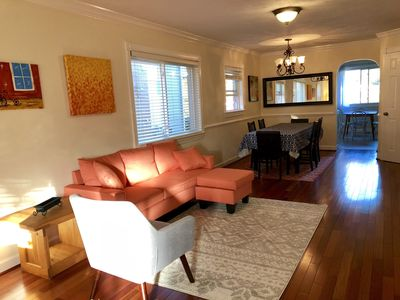 Photo for Cozy full house: business or pleasure trips in Washington DC