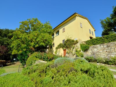 Photo for Peaceful Cottage in San Donato in Collina with Swimming Pool