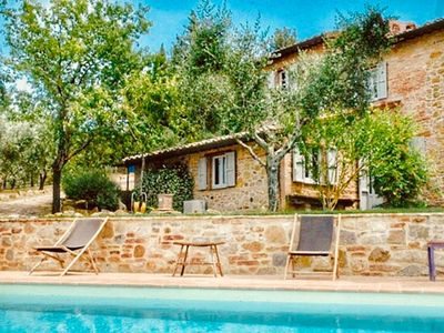 Photo for Fonte Cicerum: 5 bedroom villa in Umbria