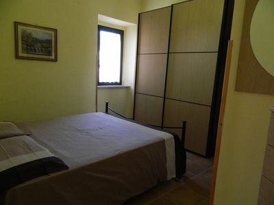 Photo for Large one bedroom apartment in the medieval village of Farnese