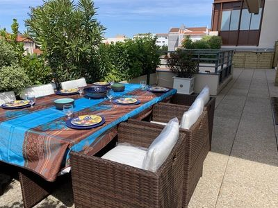 Photo for 2BR Apartment Vacation Rental in Arcachon