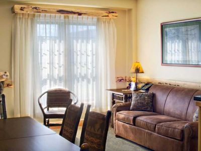 Photo for Huge Suite + Balcony | Pool, Hot Tub, Gym | On-Site Waterpark & Spa