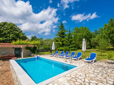 Photo for Newly opened, romantic and charming pool Villa, minutes from the beach
