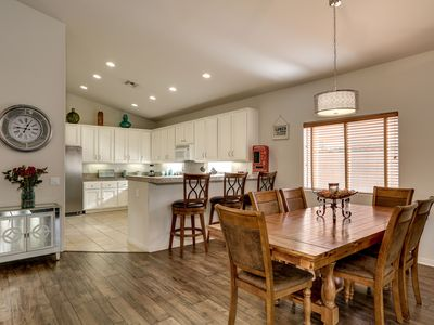 Photo for Luxurious Country Club Home w/Amenities. Mins to Golf, IW Tennis, Polo, and MORE