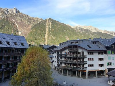 Photo for Apartment in the center of Chamonix with Lift, Parking, Internet (328764)