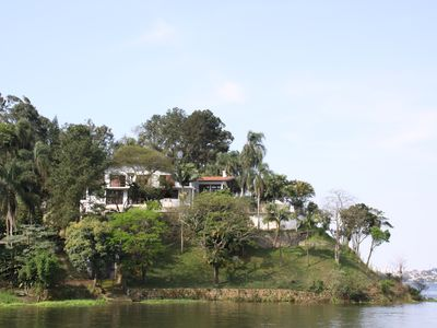 Photo for CASA PARADISO, almost an island within São Paulo 10 km from Shopping Morumbi