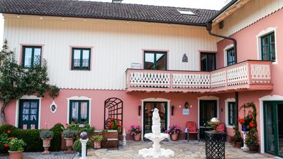 Photo for Spacious apartment about 100 sqm, in the spa and spa town of Bad Aibling