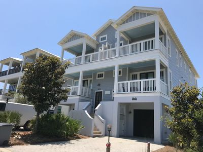 Photo for Running Summer Special!  Private Pool and Elevator! Walking Distance from Beach!