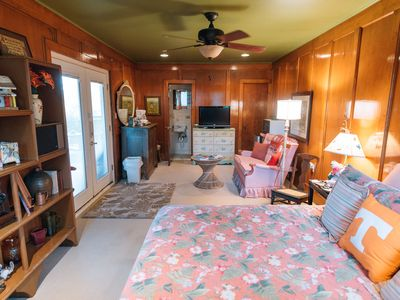 Photo for Toad Hill: Great views! Minutes to UT! Pet Friendly!