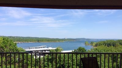 Photo for Beautiful LAKEFRONT Condo ** 2 Miles from Silver Dollar City** REMODELED 2016!!