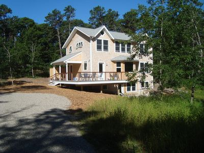Photo for Architect-Designed Wellfleet Home Near the Bay
