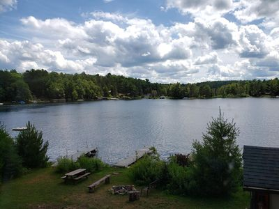 Photo for 1BR Condo Vacation Rental in Lake Tomahawk, Wisconsin