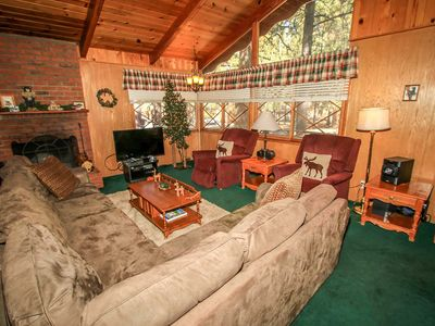 Photo for House in Big Bear Lake with Parking (983639)