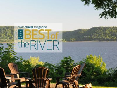 Photo for Large private lake front home with stunning views on Lake Pepin.