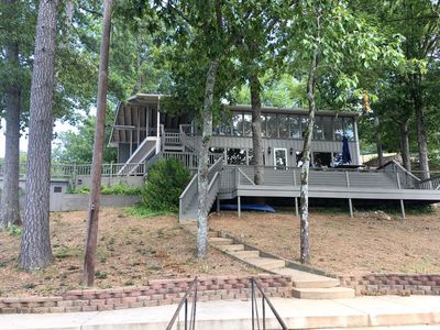 Photo for Spacious Lake Hamilton House Perfect for Family Vacations