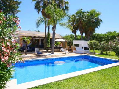 """Photo for The finca is located in the countryside of """"Alcudia"""" in the north of Mallorca"""