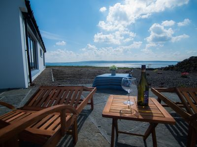 Photo for Spectacular ocean views only 2km from the Cliffs of Moher & 4km to Lahinch Beach