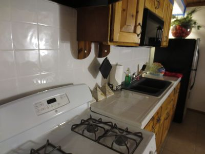 Photo for SPACIOUS  ONE  BEDROOM APARTMENT VERY CLOSE TO VENICE BEACH with washer /dryer
