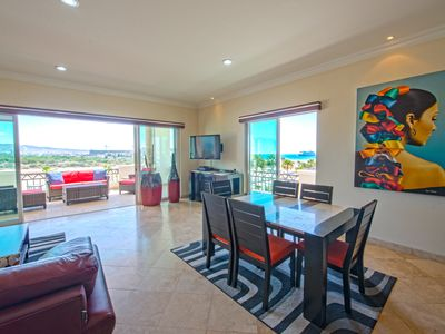Photo for BEST CABO LOCATION! END UNIT! CLOSEST TO BEACH/OCEAN! VIEWS! WALK EVERYWHERE!