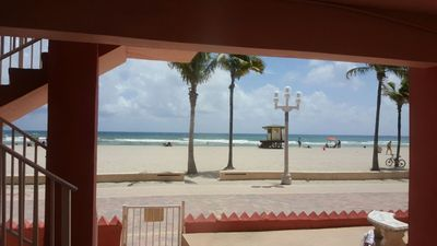 Photo for Beautiful Hollywood Beach Front Apt.