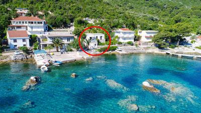Photo for Seaside holiday house Okuklje, Mljet (K-4943)