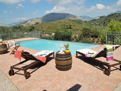 Photo for Vacation home Aromatique in Sperlonga - 8 persons, 4 bedrooms