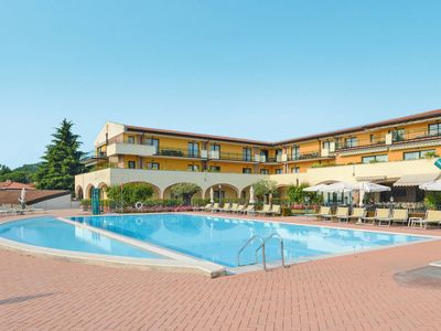 Photo for One bedroom Apartment, sleeps 5 in Monte Marenzo with Air Con and WiFi