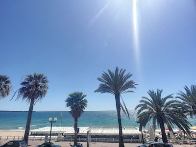 Photo for 266L LEBL 2p front de mer - Apartment for 3 people in Cannes
