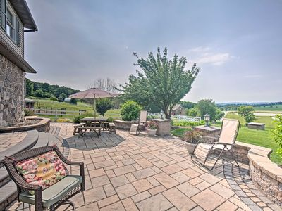 Photo for NEW! 'Hilltop Scenic View Lodging' - New Holland!