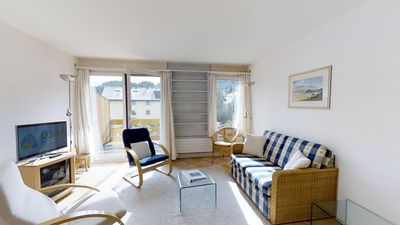 Photo for 3½-room apartment on the 1st floor on 2 floors, approx 80 sqm.