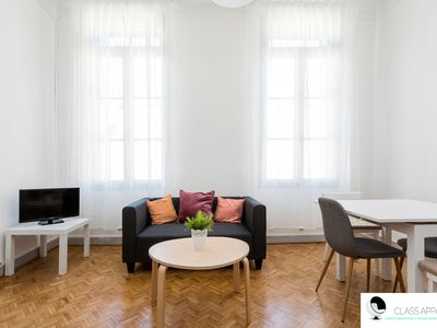 Photo for 2BR Apartment Vacation Rental in Montpellier, Occitanie