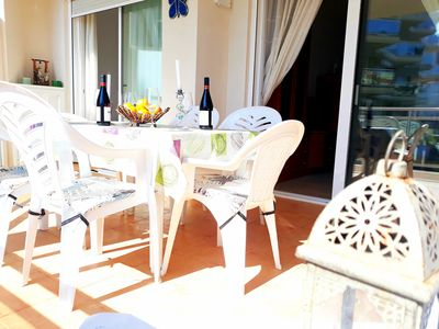 Photo for Magnificent apartment 50m from the beach
