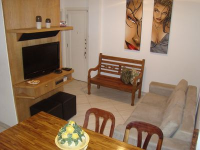 Photo for Ipanema beach apartment -  best place in Rio
