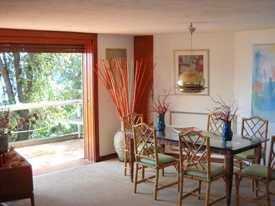 Photo for Wonderful Villa with private access to the sea